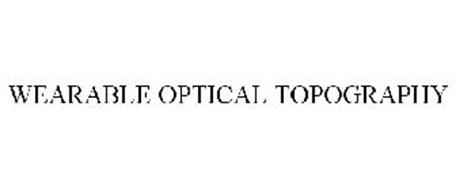 WEARABLE OPTICAL TOPOGRAPHY