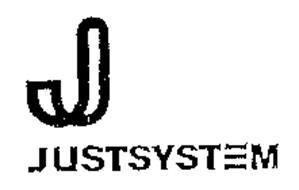 J JUSTSYSTEM