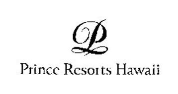 P PRINCE RESORTS HAWAII