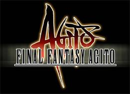 AGITO FINAL FANTASY AGITO
