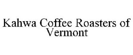 KAHWA COFFEE ROASTERS OF VERMONT