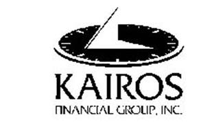 KAIROS FINANCIAL GROUP, INC.