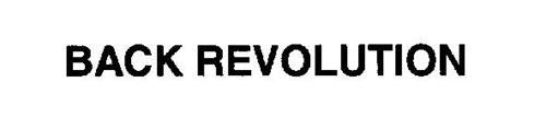 BACK REVOLUTION