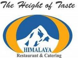 HIMALAYA RESTAURANT & CATERING THE HEIGHT OF TASTE