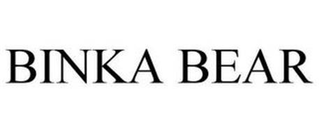 BINKA BEAR