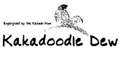 ENERGIZED BY THE KAKADU PLUM KAKADOODLE DEW