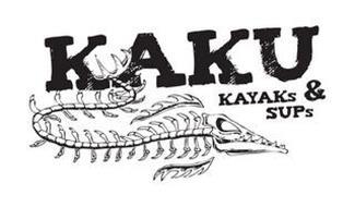 KAKU KAYAKS & SUPS