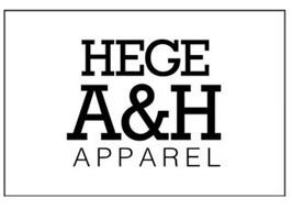 HEGE A&H APPAREL