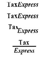 TAXEXPRESS TAX EXPRESS