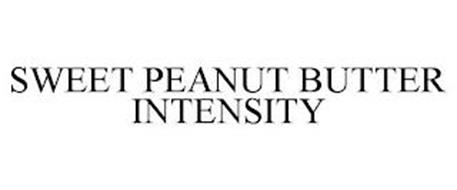 SWEET PEANUT BUTTER INTENSITY