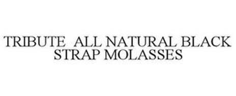 TRIBUTE ALL NATURAL BLACK STRAP MOLASSES