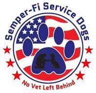 SEMPER FI SERVICE DOGS NO VET LEFT BEHIND