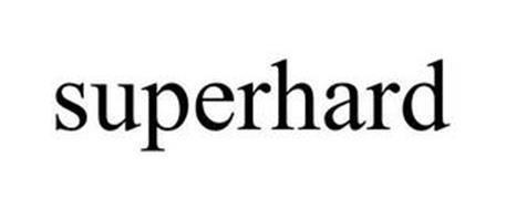 SUPERHARD