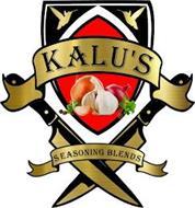 KALU'S SEASONING BLENDS