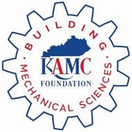 KAMC FOUNDATION · BUILDING AND MECHANICAL SCIENCES ·