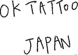 OK TATTOO JAPAN