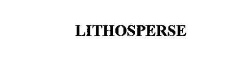 LITHOSPERSE
