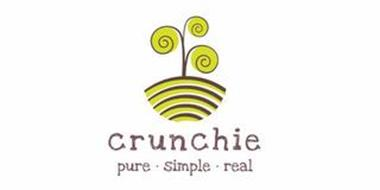 CRUNCHIE PURE SIMPLE REAL