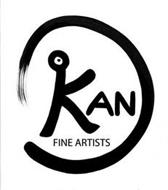 KAN FINE ARTISTS