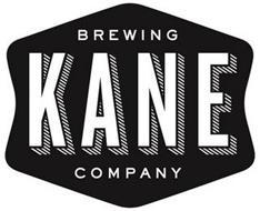 KANE BREWING COMPANY