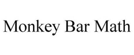 MONKEY BAR MATH