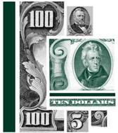 100 100 5 GRANT JACKSON TEN DOLLARS