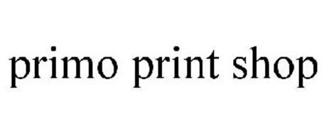 PRIMO PRINT SHOP