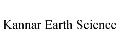 KANNAR EARTH SCIENCE