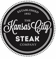 ESTABLISHED 1932 THE KANSAS CITY STEAK COMPANY