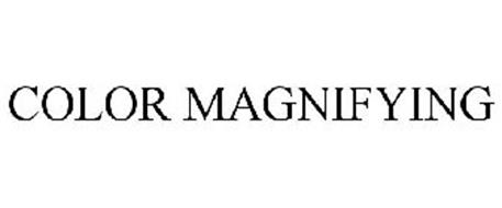 COLOR MAGNIFYING