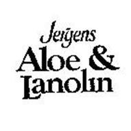 JERGENS ALOE & LANOLIN