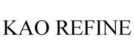 KAO REFINE