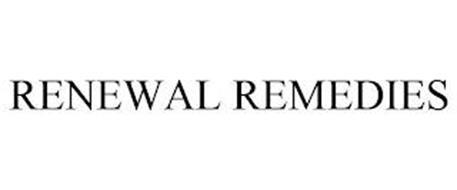RENEWAL REMEDIES