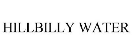 HILLBILLY WATER