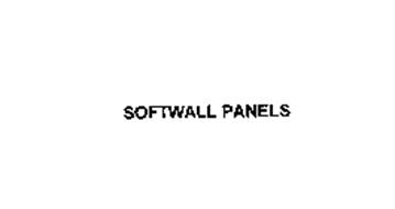 SOFTWALL PANELS