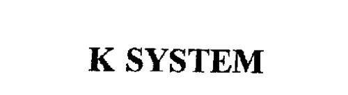 K SYSTEM