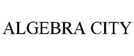 ALGEBRA CITY