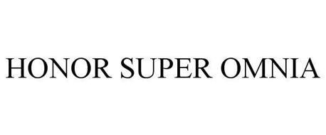 HONOR SUPER OMNIA