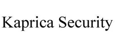 KAPRICA SECURITY