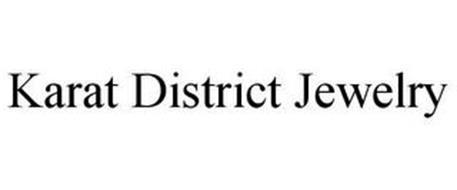 KARAT DISTRICT JEWELRY
