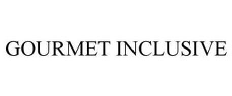 GOURMET INCLUSIVE