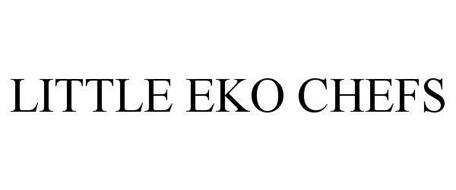 LITTLE EKO CHEFS