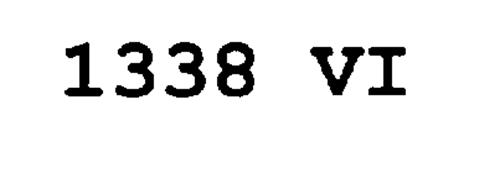 1338 VI