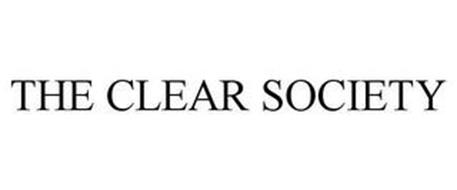 THE CLEAR SOCIETY