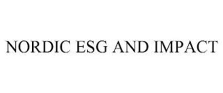 NORDIC ESG AND IMPACT