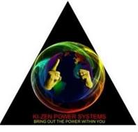 """KI-ZEN POWER SYSTEMS """"BRING OUT THE POWER WITHIN YOU!""""."""