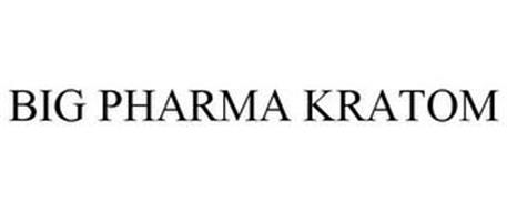 BIG PHARMA KRATOM