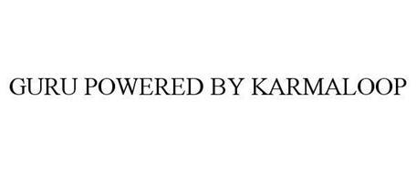 GURU POWERED BY KARMALOOP