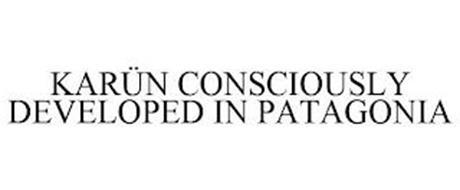 KARÜN CONSCIOUSLY DEVELOPED IN PATAGONIA