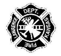 FIRE DEPT. LAWRENCE KANSAS